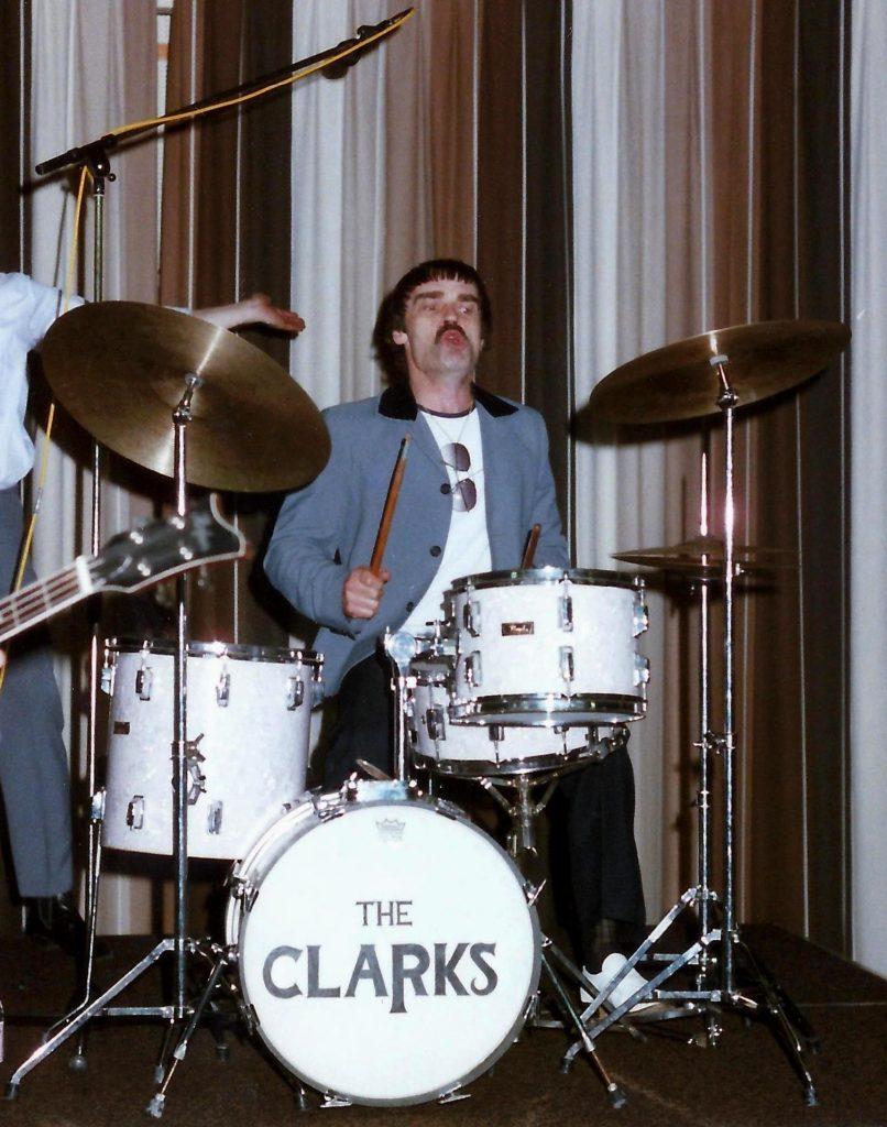 Jimmy Nicol in 1984