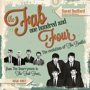 Fab one hundred and Four: The Evolution of The Beatles, Beatles members and Beetles names