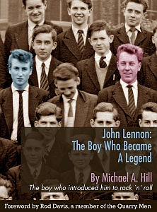 Michael Hill - John Lennon, the boy who became a Legend