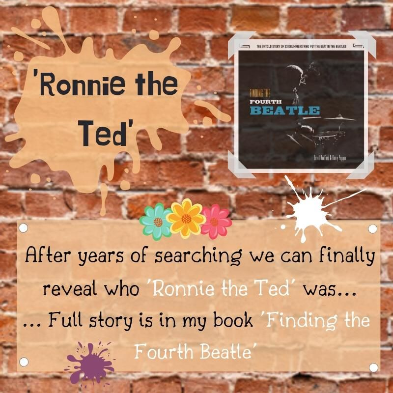 "Ronnie the ""Ted"" is revealed"