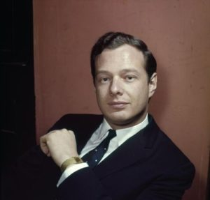 Brian Epstein, manager of The Beatles