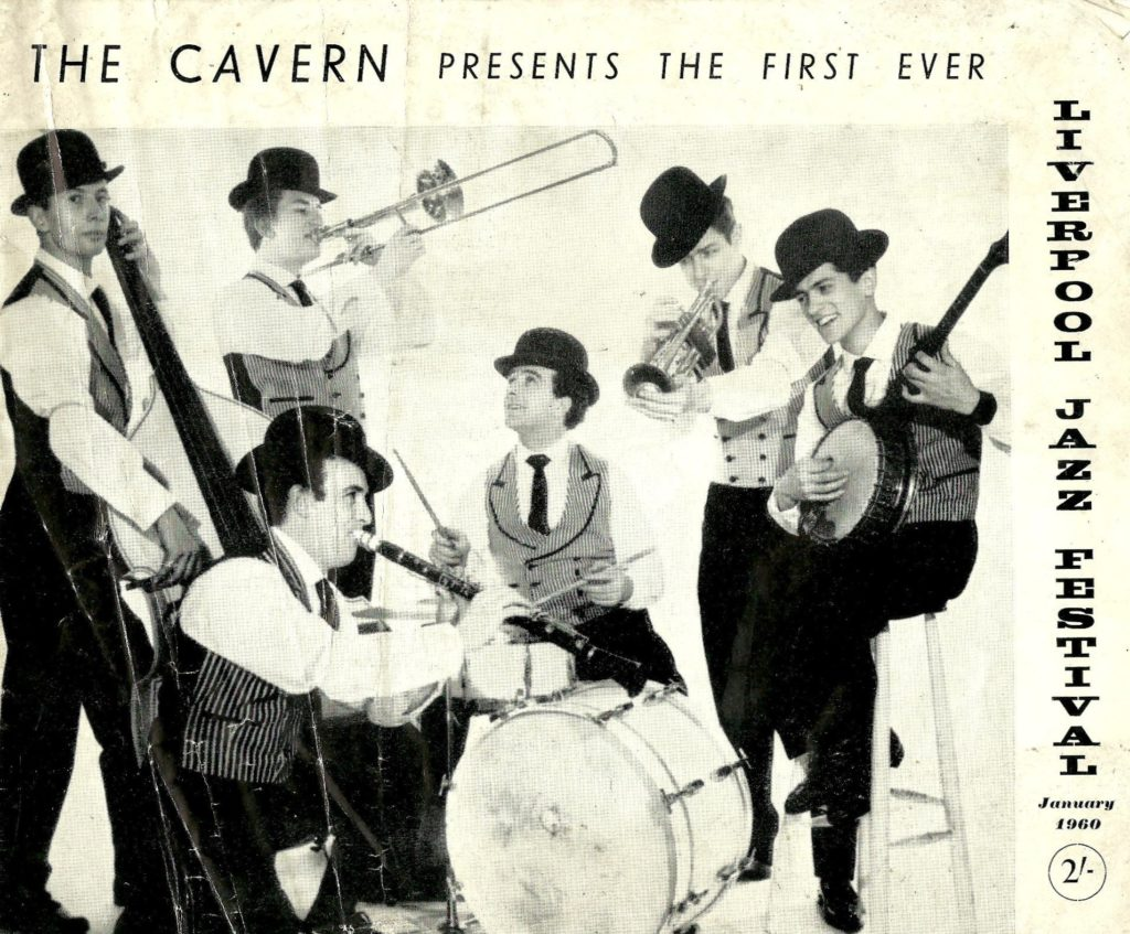 The Cavern was a jazz club before The Beatles played rock n roll music there