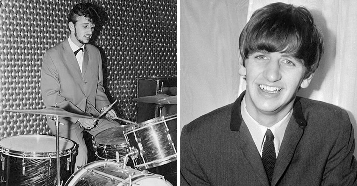 Ringo Starr: The Young Drummer's Journey to Beatles Glory