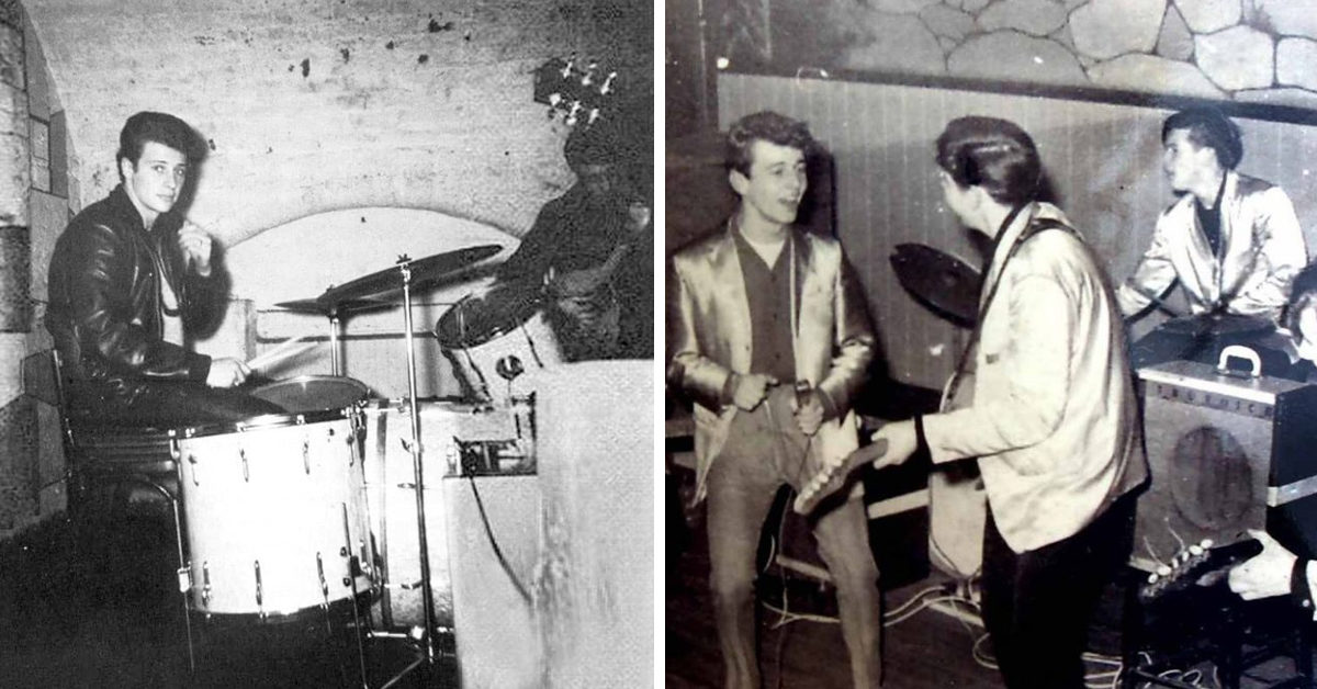 Beatles History: A Second Drummer is asked to replace Original Beatles Drummer Pete Best