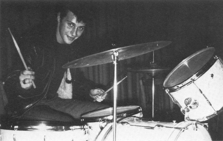 Beatles drummer Pete Best