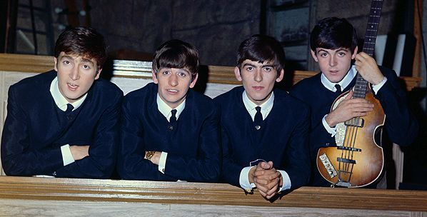The Fab Four - John, Ringo, George and Paul