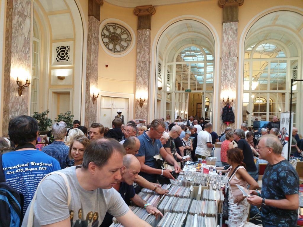 Beatles fans packed out the Adelphi again