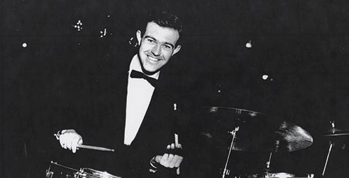 Andy White, the session drummer who recorded with The Beatles on 11th September 1962