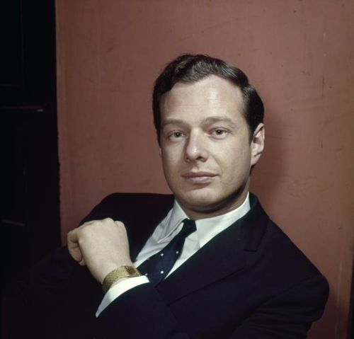 Brian Epstein manager of The Beatles