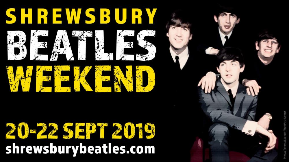 Shrewsbury Beatles Weekend 2019