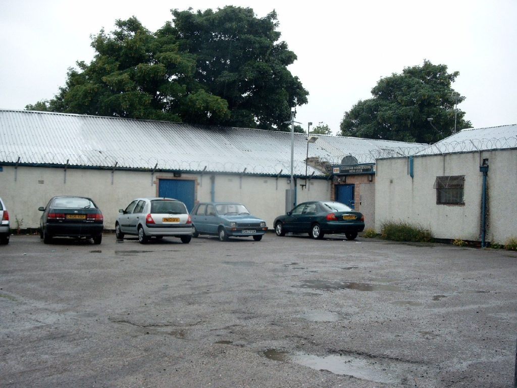 New Clubmoor Hall, where The Quarrymen played on 18th October 1957