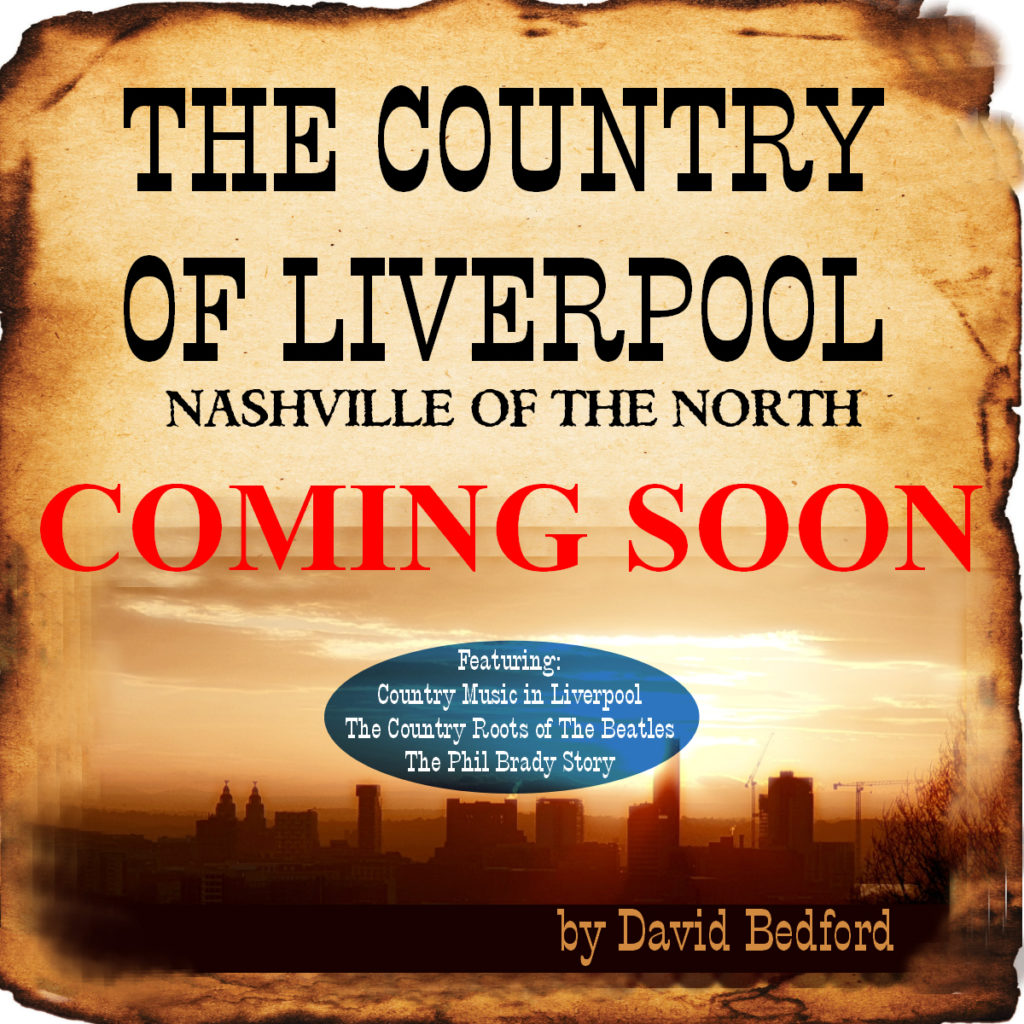 The Country of Liverpool - new book coming soon