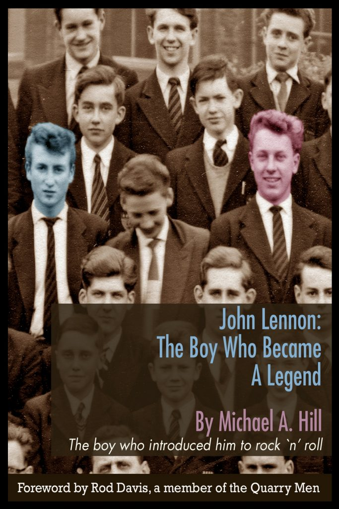 John Lennon: The Boy Who Became A Legend