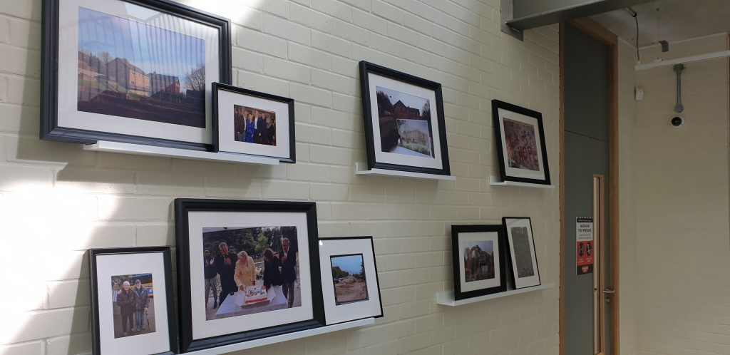 Mike McCartney's Photos on Display at Strawberry Field, Liverpool
