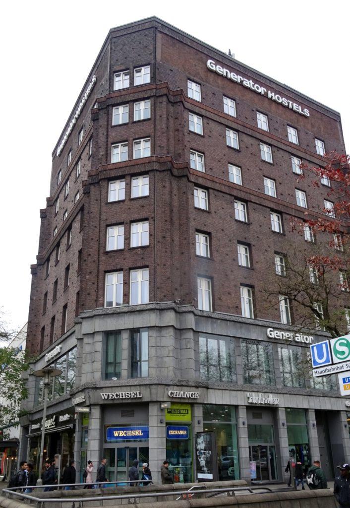 The Klockmann House Building